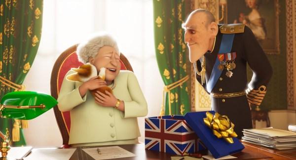 Royal Corgi - der Liebling der Queen.