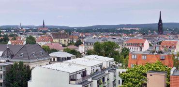 Über den Dächern der Neustadt - Foto: Nepumuk