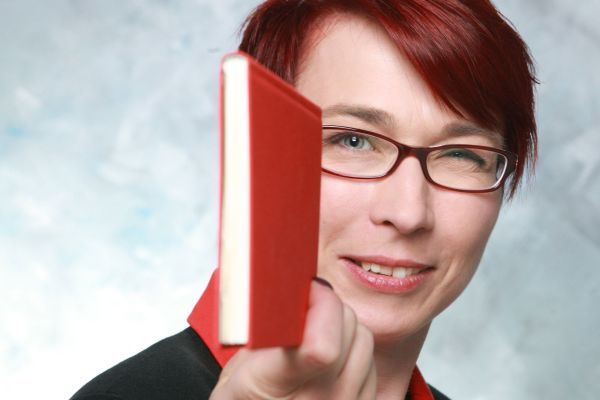Verlegerin Katharina Salomo - Foto: Maik-Sempf