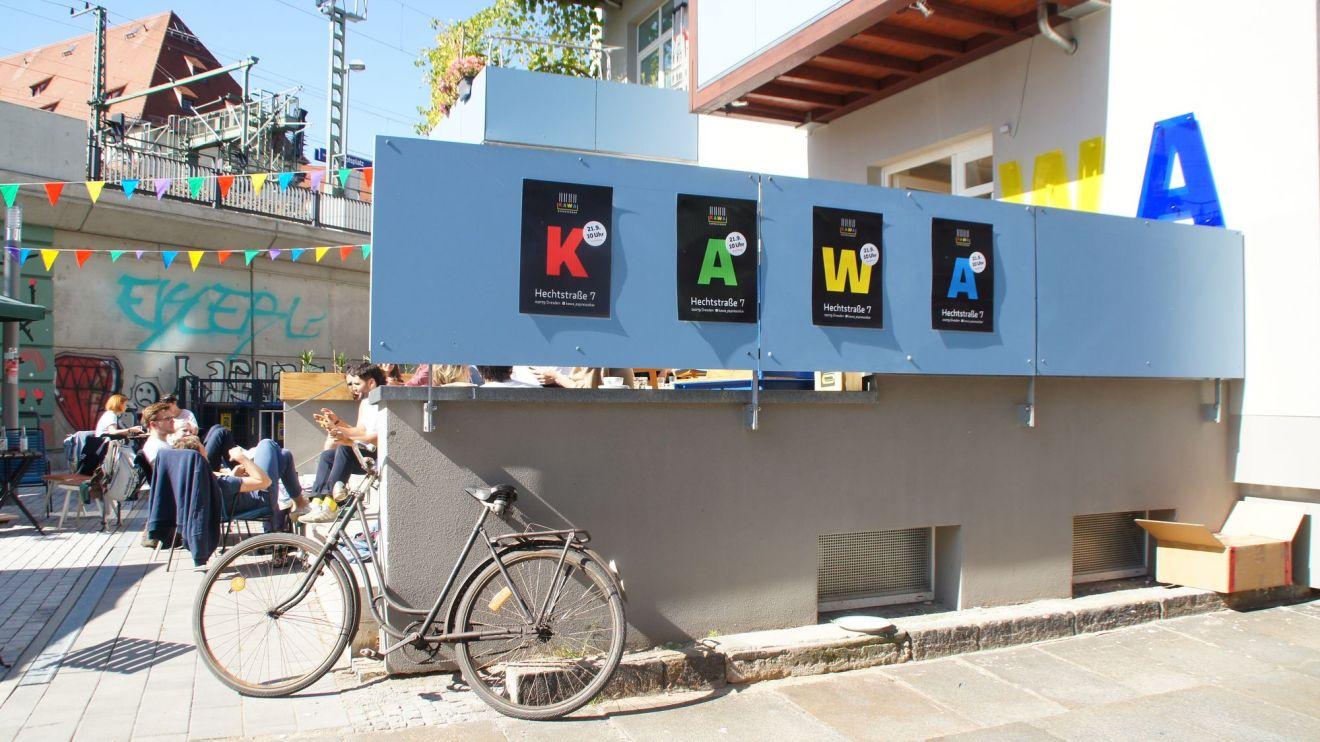 KAWA feiert Eröffnung auf der Hechtstraße
