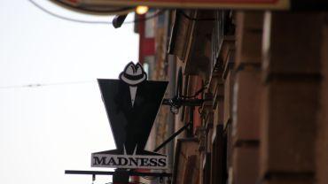 Bald nicht mehr auf der Louisenstraße: Madness