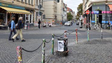 Stadtteilangepasste Mobilitätsplanung für die Louisenstraße - Foto: Nina