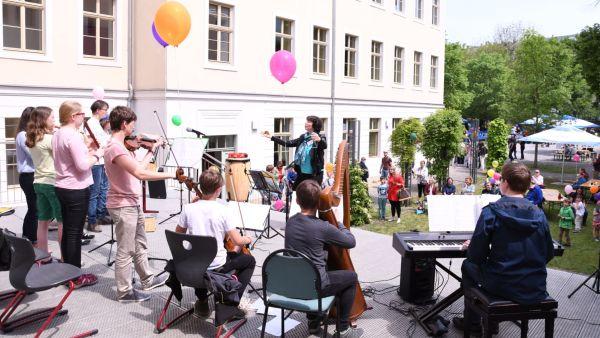 Die Musikaoten - Foto: Patrick Böhnhardt