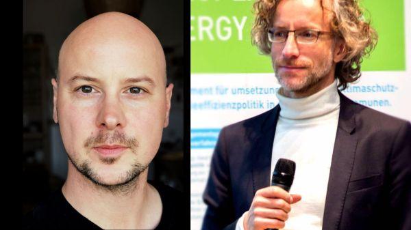 Sven Mahr im Talk mit Stephan Bischof