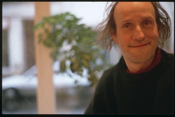 Selbstbildnis zur Wendezeit: Lothar Lange