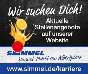 Mitarbeiter gesucht bei Simmel