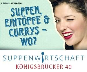 Suppenwirtschaft, Königsbrücker Straße 40