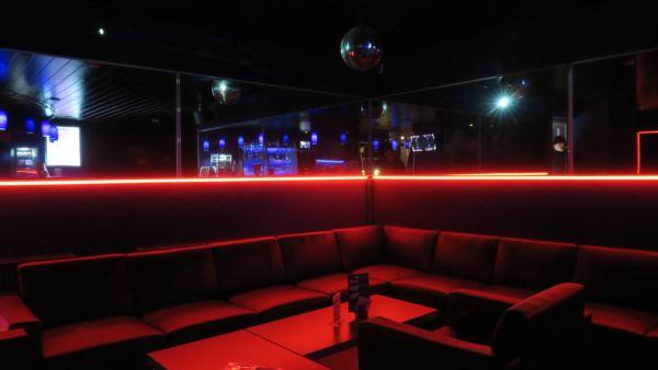 Bar im Saunaclub