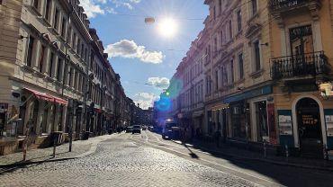 Eine Woche autofreie Neustadt geplant.