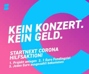 Startnext-Kampagne