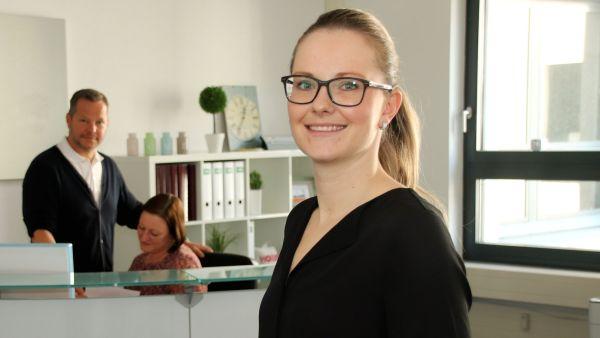 Leidenschaft für Immobilien: Charlott Leßmann