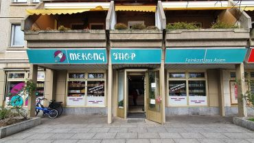 Mekong-Shop am Albertplatz