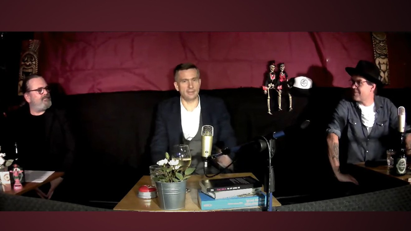 Uwe Stuhrberg, Martin Dulig, Mirko Glaser im Blue Note