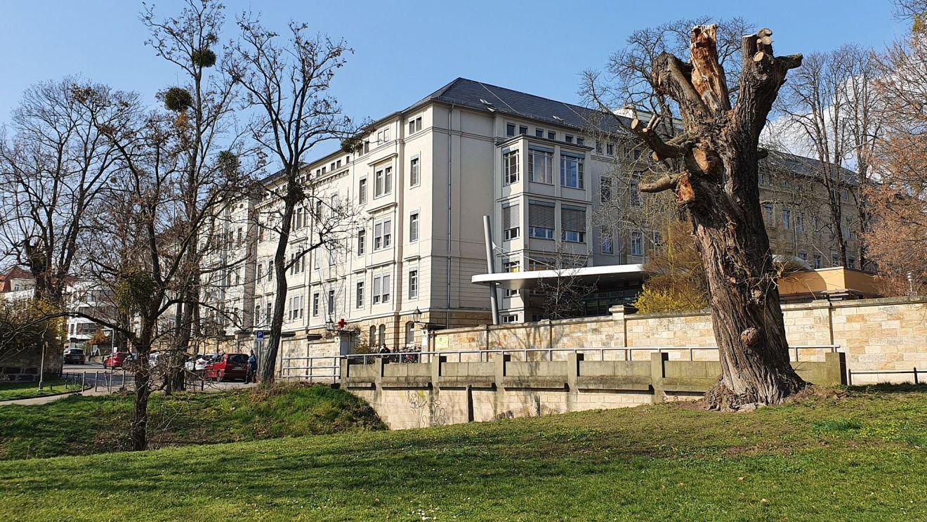 Diakonissenkrankenhaus in Dresden Neustadt