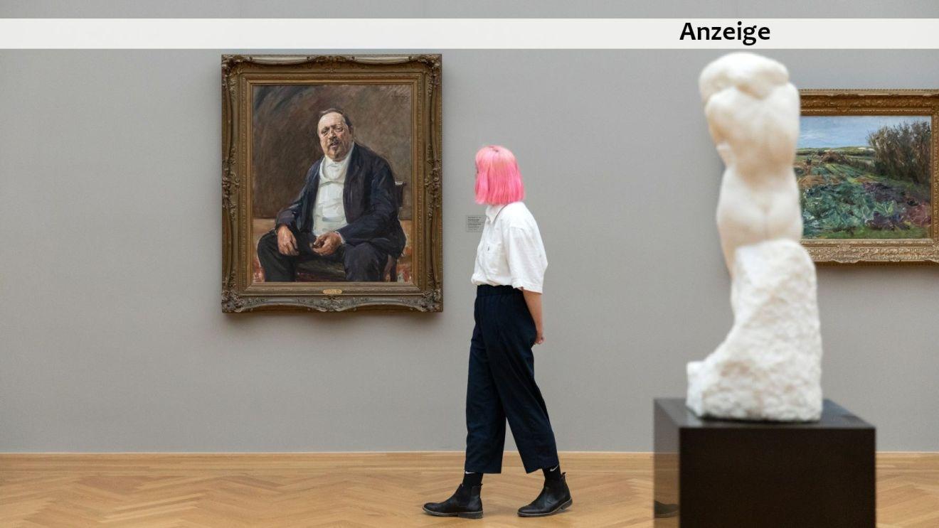 Blick in die Ausstellungsräume, Foto: David Pinzer
