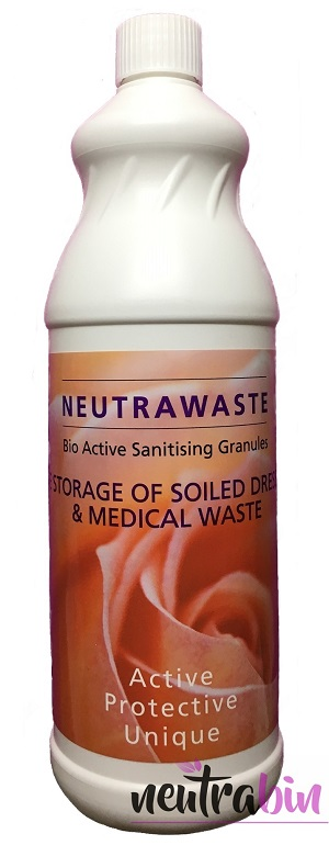 nappy bin sanitisers