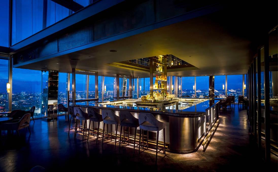 Neutra Design  ShangriLa Hotel at The Shard  Neutra Design