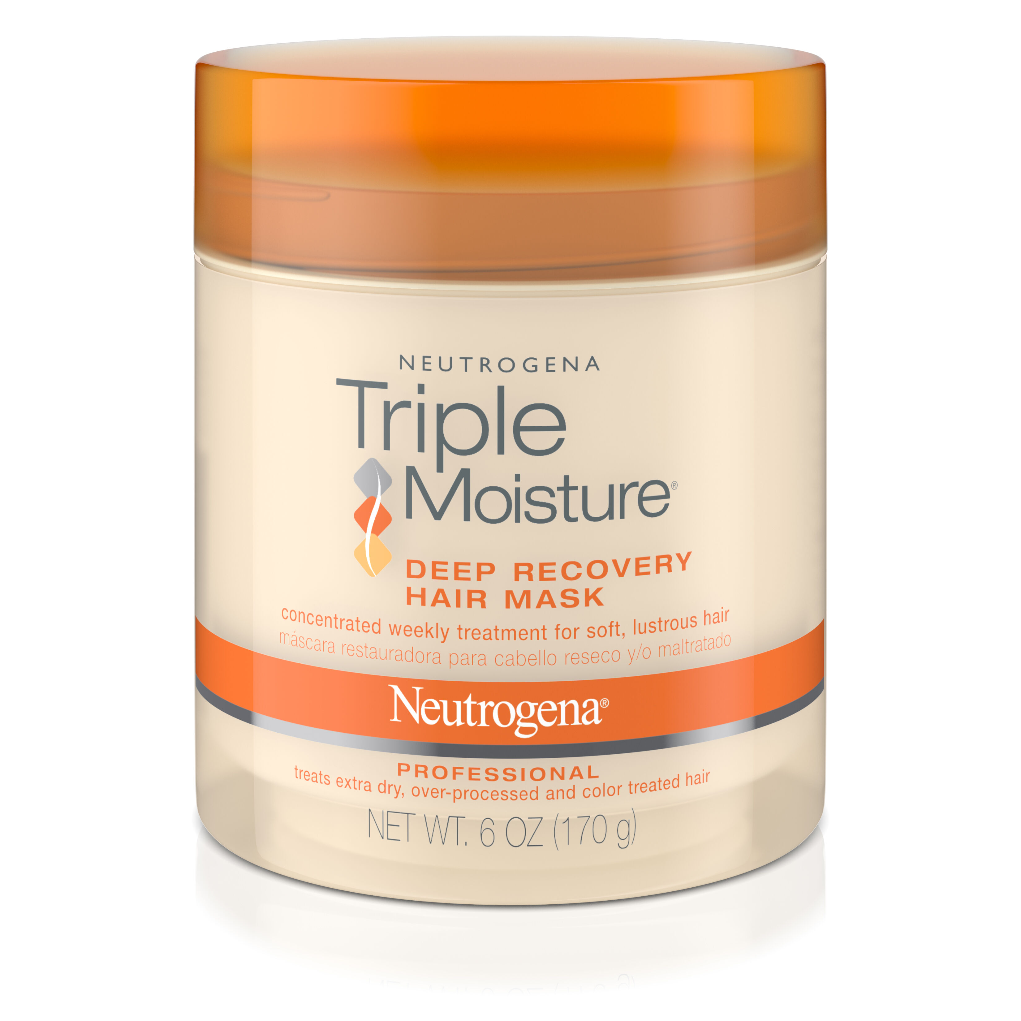 Neutrogena Triple Moisture® Deep Recovery Hair Mask ...