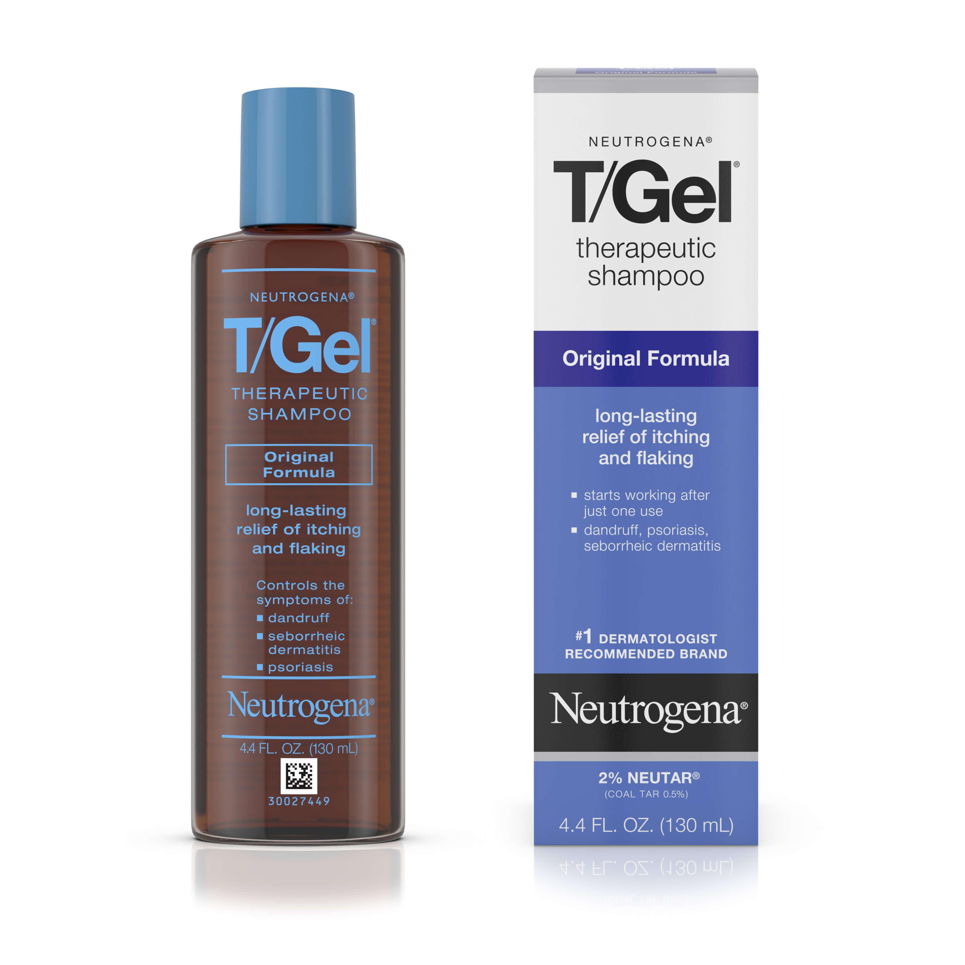 T/Gel® Therapeutic Original Formula Scalp Treatment ...