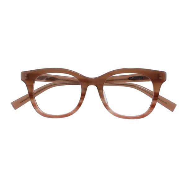 ENALLOID エナロイド No.7PF 093(ピンクブラウングラデーション) POKER FACE別注カラー 眼鏡 メガネ