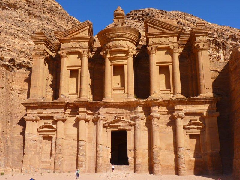 Patrimoine mondial de l'UNESCO: Petra en Jordanie