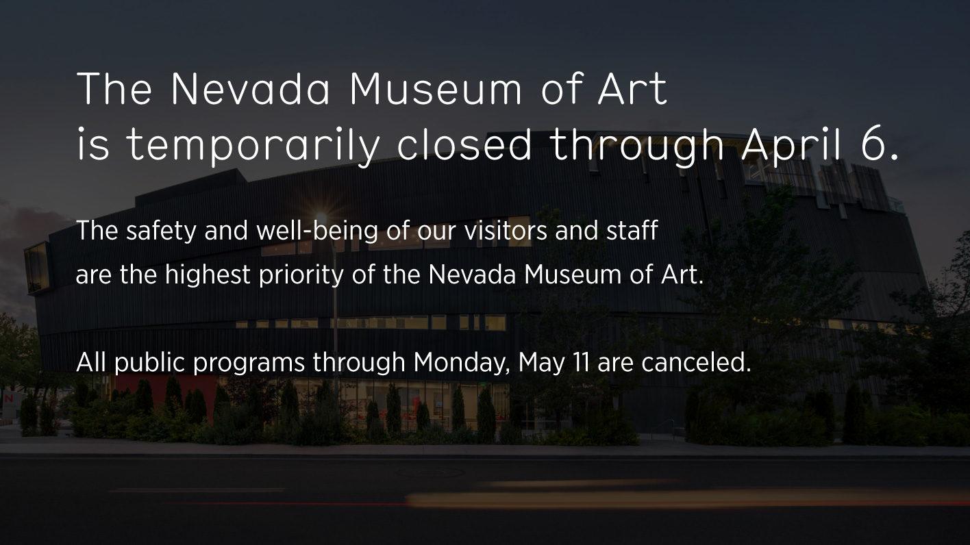 Nevada Museum of Art | Visit. Art. Learn.