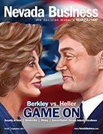 Nevada Business Magazine September 2011 Issue