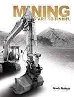 Nevada Business Magazine September 2010 Special Report