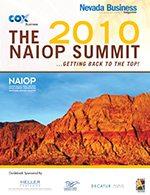 Nevada Business Magazine October 2010 Special Report