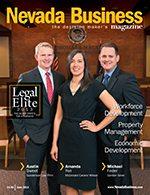 Nevada Business Magazine June 2013 Issue