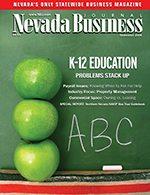 Nevada Business Magazine September 2008 Issue