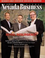 Nevada Business Magazine July 2007 View Issues