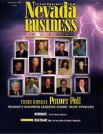 Nevada Business Magazine February 2005 View Issue
