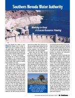 Nevada Business Magazine November 2005 View SUP