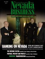 Nevada Business Magazine May 2003 View Issue