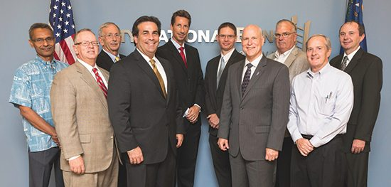 Nevada bankers met at the Las Vegas offices of City National Bank to discuss what the future of banking looks like and the lessons learned from the past.