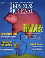Nevada Business Magazine May 2000 View Issue