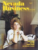 Nevada Business Magazine August 1987 View Issue