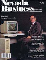 Nevada Business Magazine June 1989 View Issue