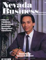 Nevada Business Magazine May 1988 View Issue
