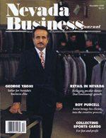 Nevada Business Magazine December 1990 View Issue
