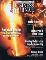 Nevada Business Magazine November 1999 View Issue