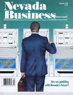 Nevada Business Magazine September 1990 View Issue