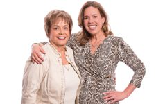 Connie and Gina Stutchman Arbors Memory Care Community