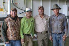 Payton, Derek, Mark and Herman Menezes Menezes Brothers, Inc