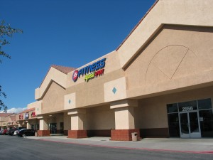 Colliers International announced the finalization of a lease to a retail property located at 2562 Wigwam Parkway.