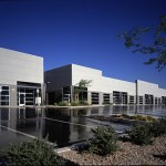 Colliers International announced the finalization of a lease to an industrial property located at 5565 S. Decatur Blvd.