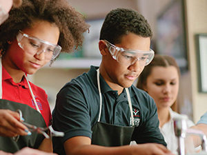 Education affects more than workforce, more than the economic development that comes as a result of the talents and training of employees.