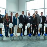 PCCP, LLC and Dermody Properties, a national industrial development and operating company, recently broke ground on LogistiCenter at 395 Phase 2.