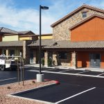 City Sunstone Properties has completed phase one of the $8 million Galleria Marketplace.